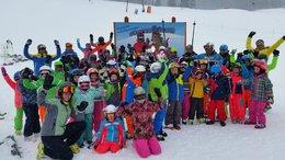 """Die Skisaison der """"Kids Aktiv im Schnee"""" ist eröffnet"""