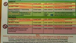 Ausgebucht!!!! Kinderturnen 0-8Jahre in Tauplitz und Medical Iron!
