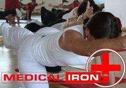 """Medical Iron """"Gesundheitskurs mit Schwerpunkt Wirbelsäule"""""""